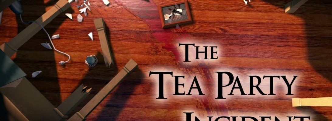 3D Environment Animation 'The Tea Party Incident'